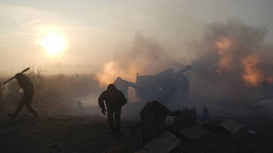 Ukraine's eastern regions 'could be left to rot' after Russia broadside