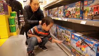 Natalidade em queda na China