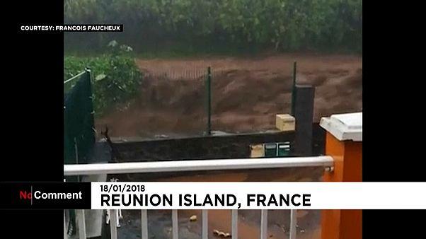 """""""Бергитта"""" на острове Реюньон"""