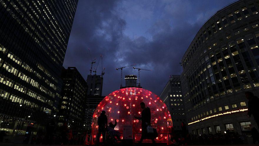 Ombres et lumière à Londres