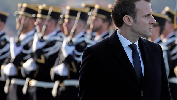Armées : Macron promet un effort budgétaire inédit