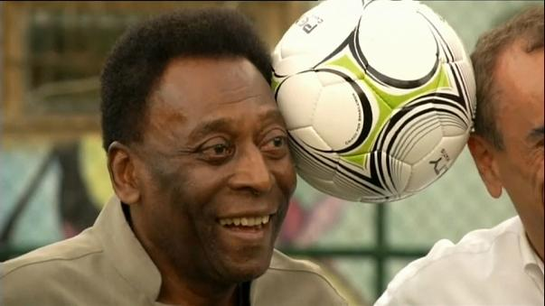 Futbol efsanesi Pele hastanelik oldu