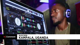 Kampala, la capital de las discotecas silenciosas