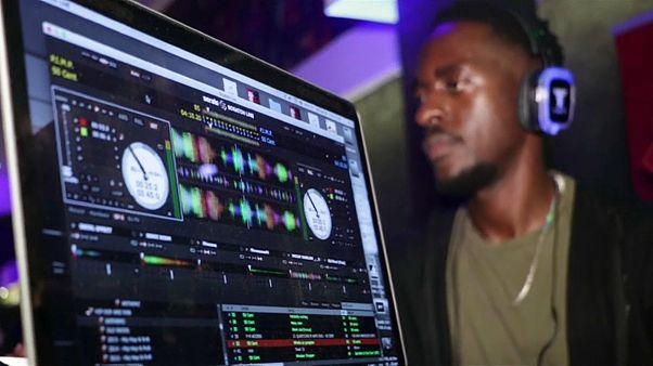 Uganda'da sessiz disco