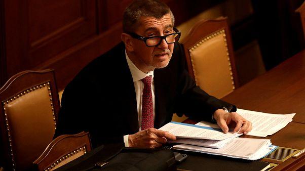 Le Premier ministre tchèque Babis livré à la Justice
