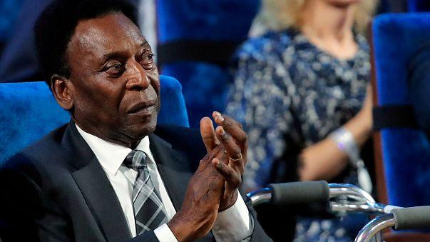 Afinal, Pelé não foi hospitalizado