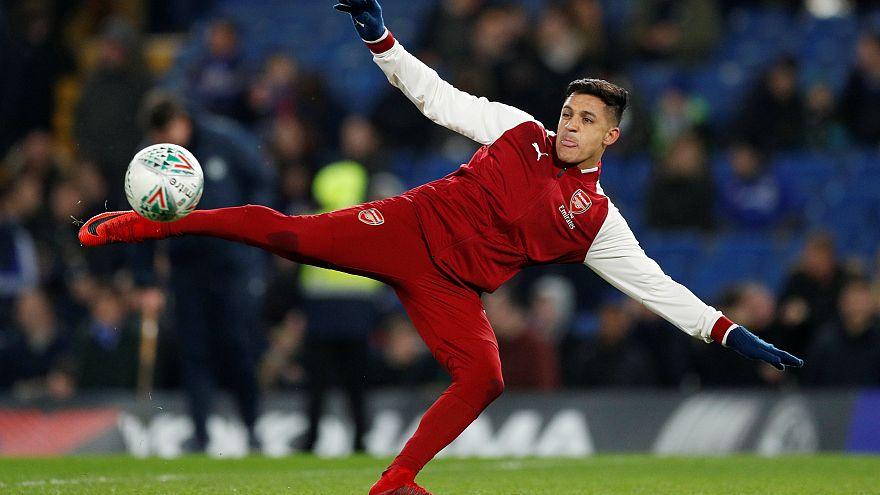 Alexis Sánchez: Alles klar mit Manchester United?