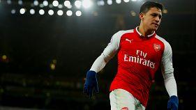 Alexis Sanchez'in Manchester United'e transferi an meselesi