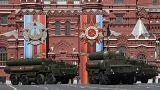 """""""إس 400"""" فخر أنظمة الدفاع الصاروخي الروسي يتعرض للضرر بسبب عاصفة"""