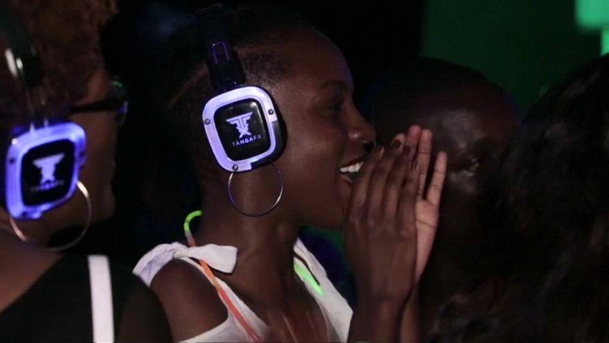 "les ""Silent disco"" font parler d'elles en Ouganda"