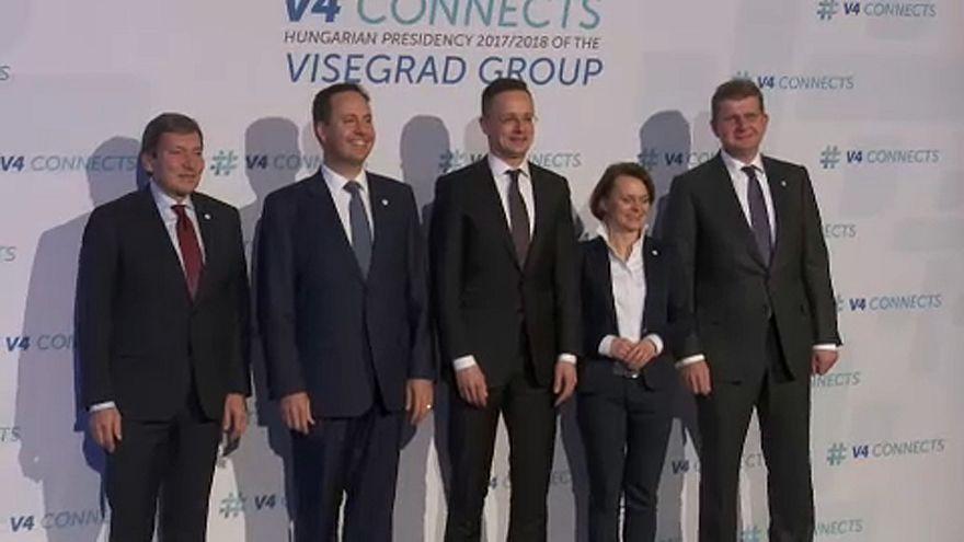 V4-ausztrál külgazdasági találkozó