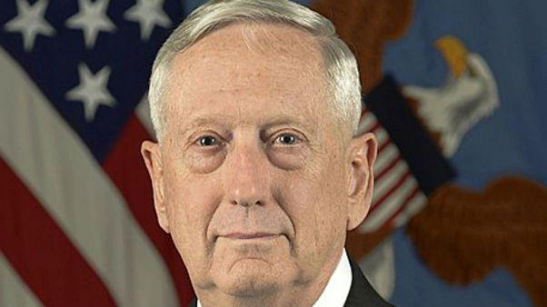 جیمز ماتیس، وزیر دفاع ایالات متحده آمریکا