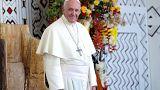 Il Papa incontra le popolazioni amazzoniche