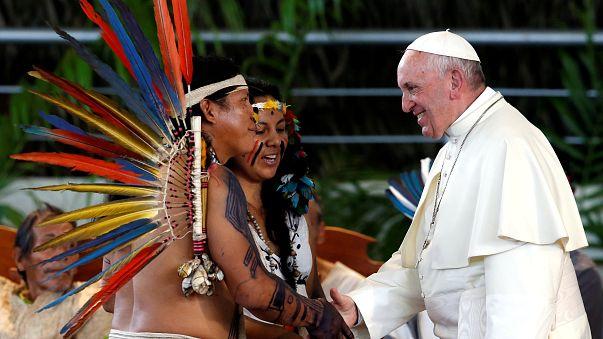 Амазония сексуальная