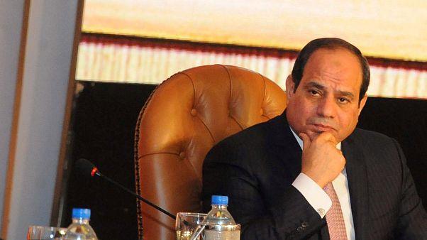 Abdel Fattah al-Sisi anuncia candidatura à reeleição