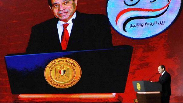 Al-Sissi candidat à sa propre succession