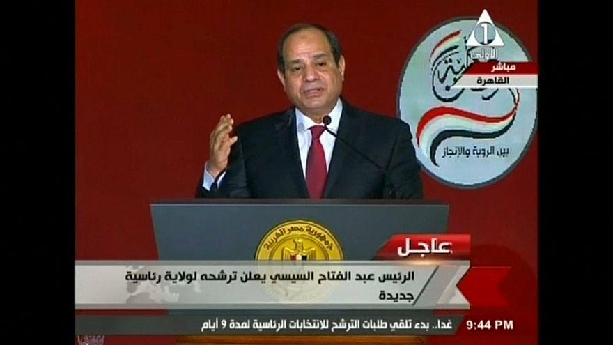 Президент ас-Сиси идет на второй срок