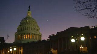 Leállt az amerikai kormányzati hivatalok egy része