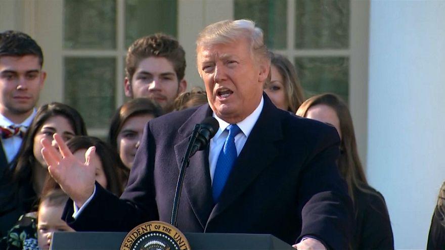 Trump apoia marcha anti-aborto