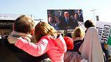 """Videobotschaft vom Rosengarten des Weißen Hauses zum """"March for Life"""""""