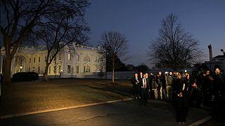 USA government shuts down