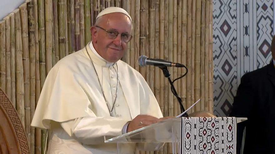 Папа римский: коррупция - социальный вирус