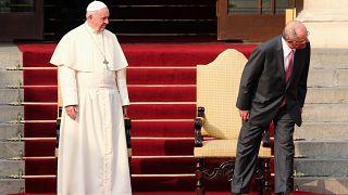 Papa Francis'ten Perulu siyasilere: Yolsuzlukla mücadele edin