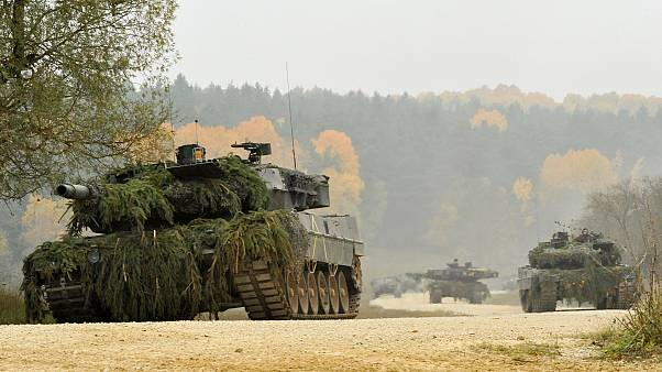 German Army Leopard II
