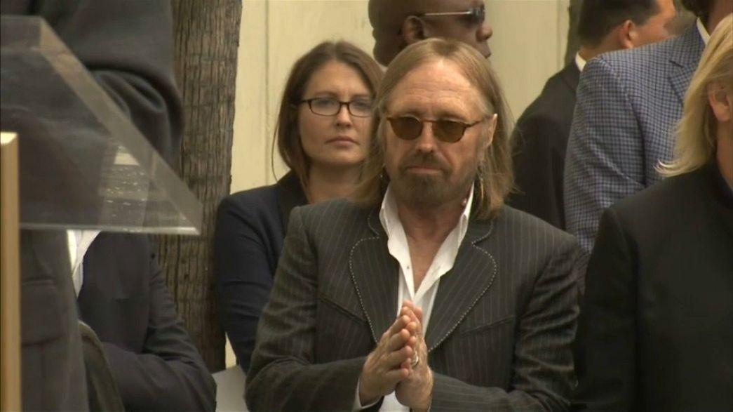 """Un'overdose """"accidentale"""" ha ucciso il musicista Tom Petty"""