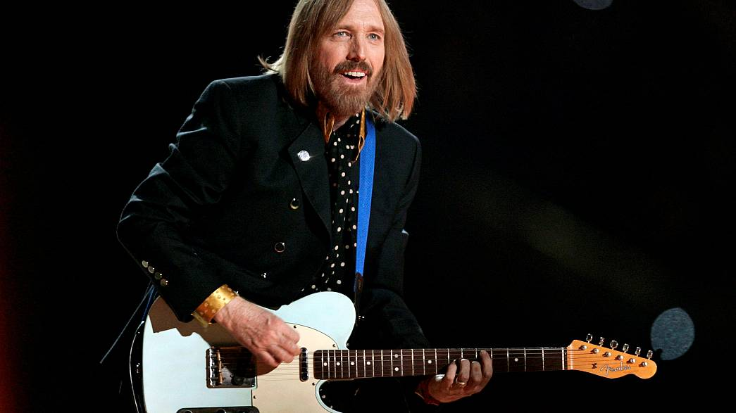 Tom Petty morreu de sobredose acidental de opiáceos