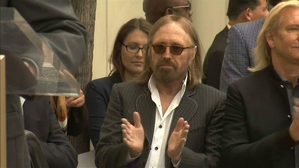Musiker Tom Petty starb an Schmerzmittel-Überdosis
