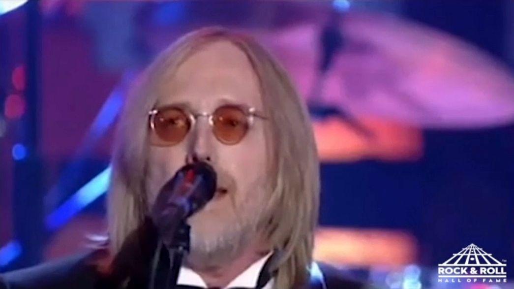 Tom Petty murió por sobredosis de medicamentos