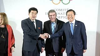 Winter Olympics: 22 North Korean athletes are to compete at Pyeongchang