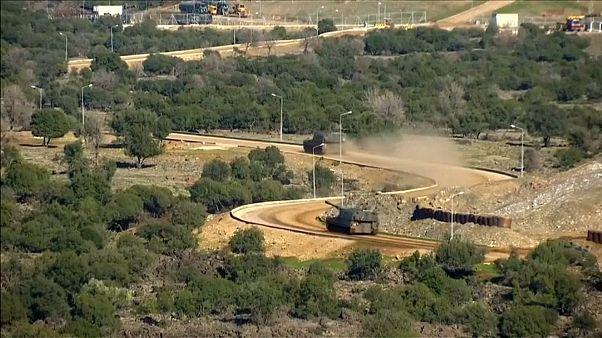 قصف جوي ومدفعي تركي على عفرين