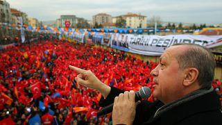 Turchia attacca curdi in territorio siriano