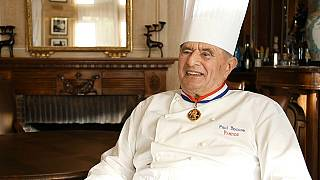 Le chef cuisinier Paul Bocuse est mort