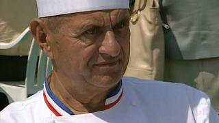 French chef Paul Bocuse dies aged 91