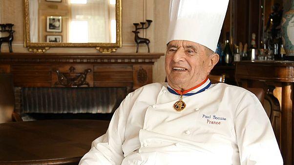 Morreu o lendário cozinheiro francês Paul Bocuse