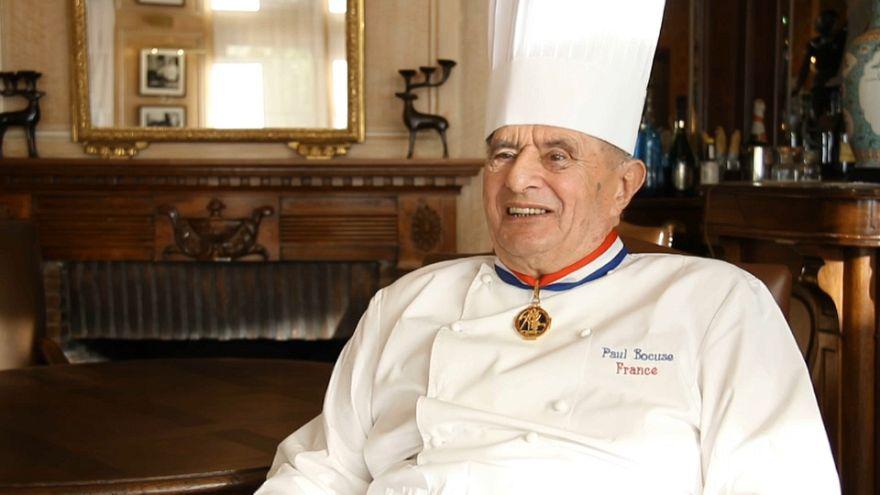 """Muere el """"chef del siglo"""" Paul Bocuse"""