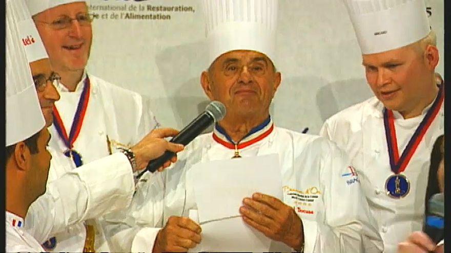Fransız mutfağı şefini kaybetti