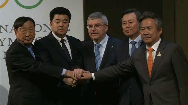 Veintidós deportistas norcoreanos participarán en los JJOO de PyeongChang
