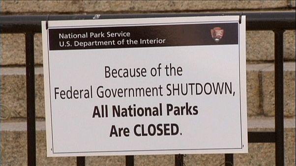 US-Shutdown : Das Schuldzuweisungs-Pingpong