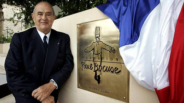 França chora a morte do 'chef' Paul Bocuse
