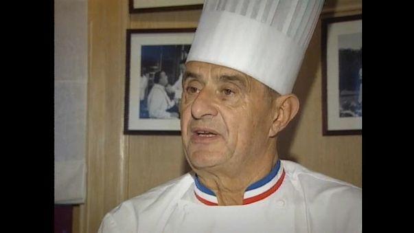 Fallece el célebre cocinero francés, Paul Bocuse
