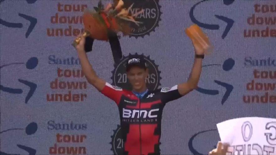Down Under Bisiklet Turu'nda kraliçe etabını yine Richie Porte kazandı