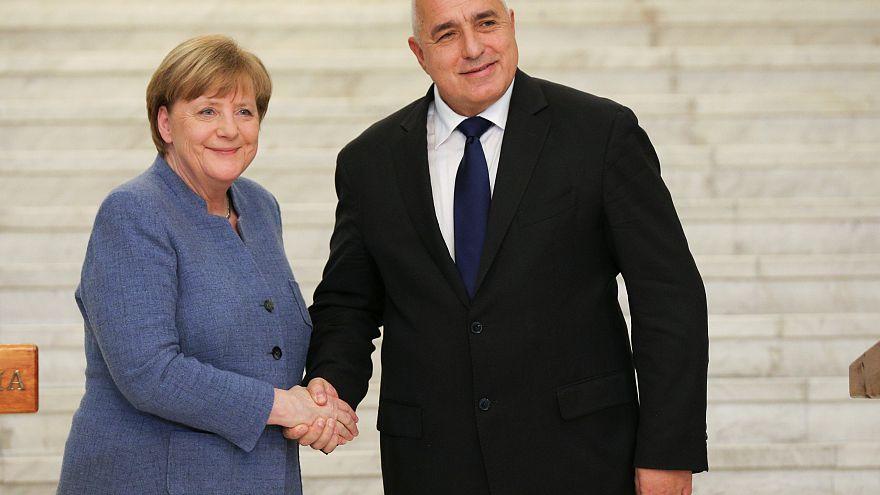 Merkel in Bulgaria per parlare di migranti e rapporti con la Turchia