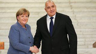 Merkel: Bulgaristan'ın Türkiye ile görüşme çabalarını destekliyoruz