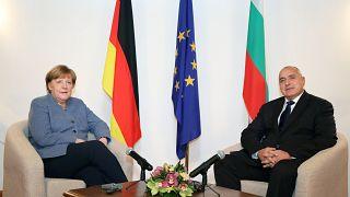 Меркель поблагодарила Болгарию за охрану границы ЕС