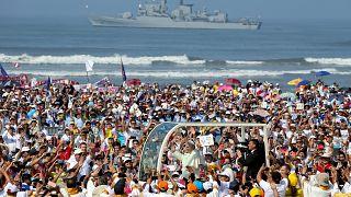 Peru: Papst besucht Katastrophenregion im Norden