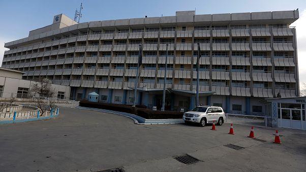 Attaque meurtrière contre l'hôtel Intercontinental de Kaboul